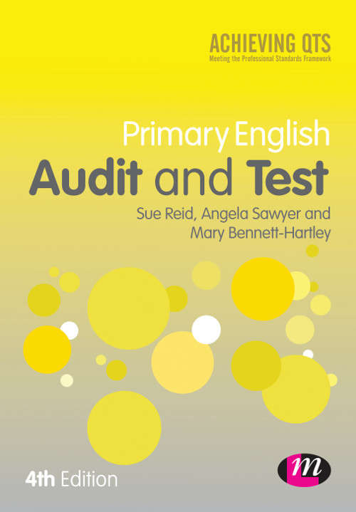 Primary English Audit and Test (Achieving QTS Series)