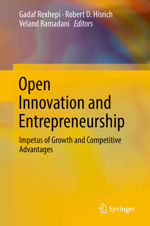 Open Innovation and Entrepreneurship