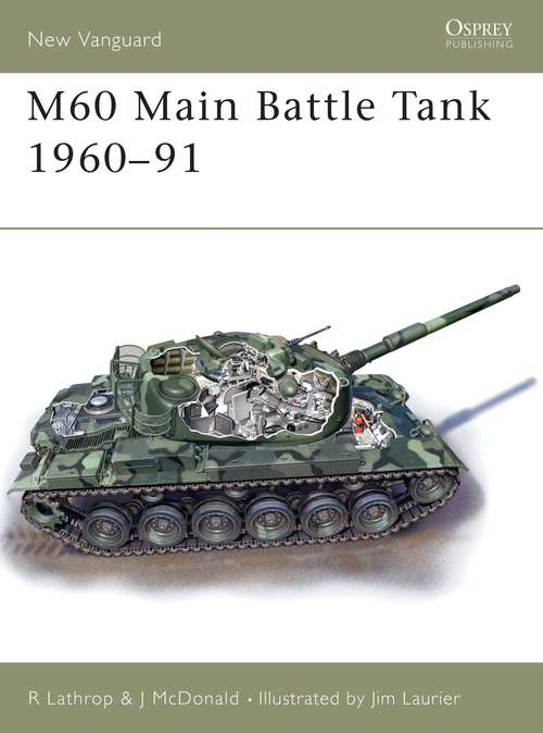 M60 Main Battle Tank 1960-91