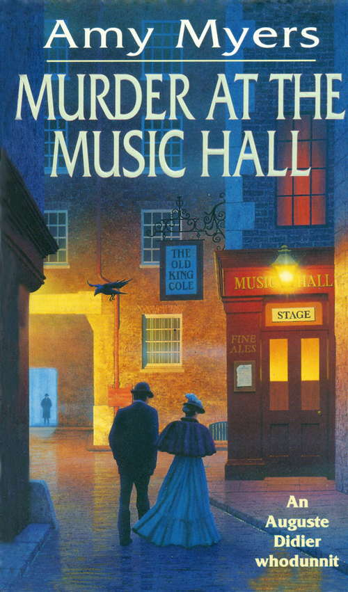 Murder At The Music Hall (Auguste Didier Mystery #8)