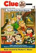The Case of the Secret Message (Clue Jr. #1)