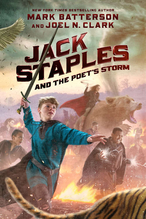 Jack Staples and the Poet's Storm (Jack Staples #3)