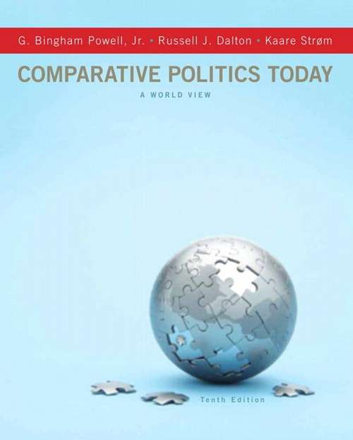 Comparative Politics Today: A World View (10th edition)