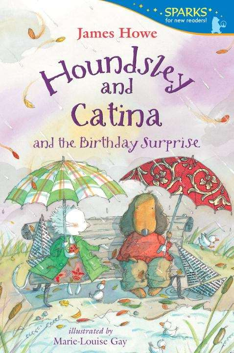 Houndsley and Catina and the Birthday Surprise (Fountas & Pinnell LLI Blue #Level K)