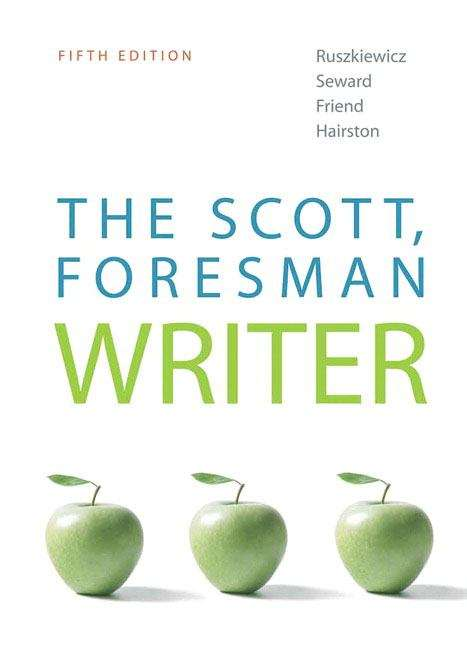 The Scott, Foresman Writer (5th Edition)