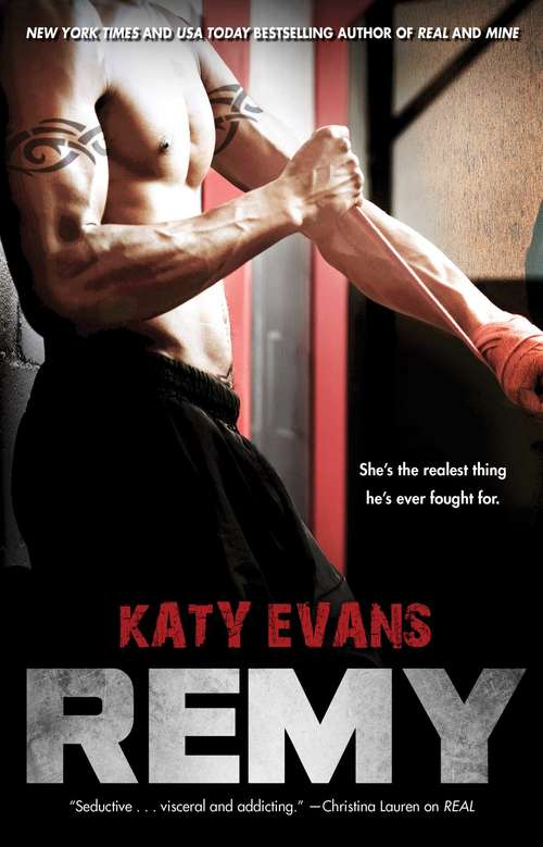 Remy (The REAL series #3)