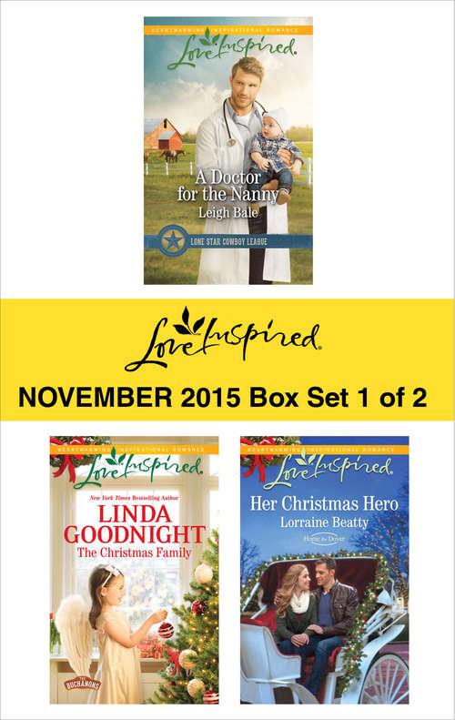 Love Inspired November 2015 - Box Set 1 of 2