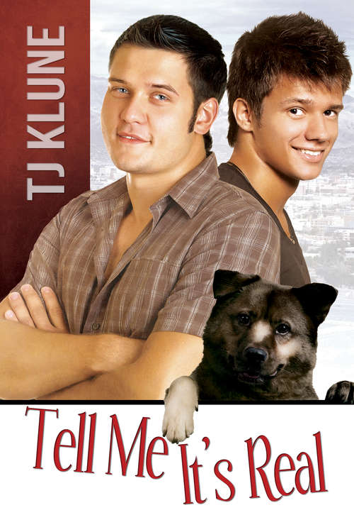 Tell Me It's Real (At First Sight #1)