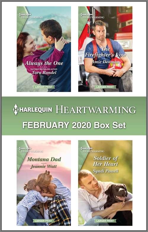 Harlequin Heartwarming February 2020 Box Set: A Clean Romance
