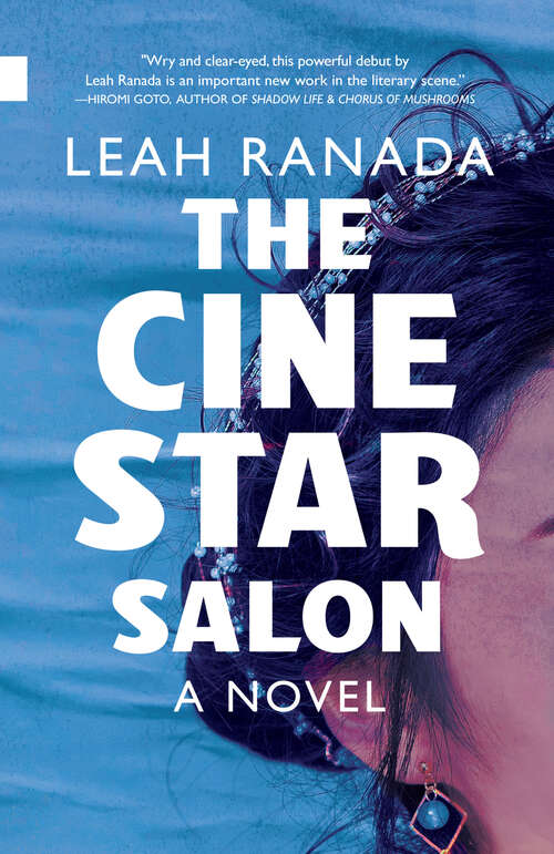 The Cine Star Salon (Nunatak First Fiction Series #55)