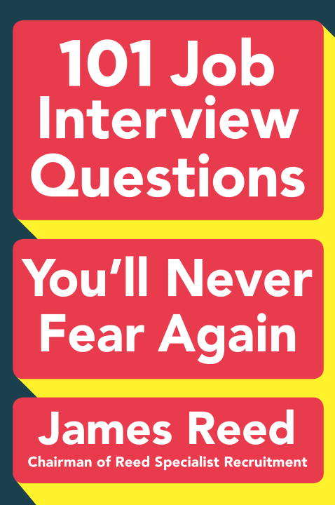 Collection Sample Book Cover 101 Job Interview Questions You'll Never Fear Again