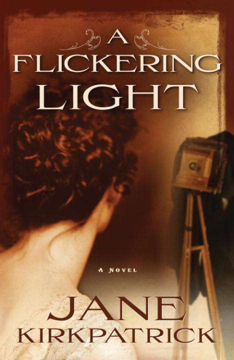 A Flickering Light (Portraits of the Heart #1)
