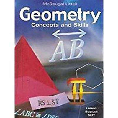 McDougal Littell Geometry: Concepts and Skills