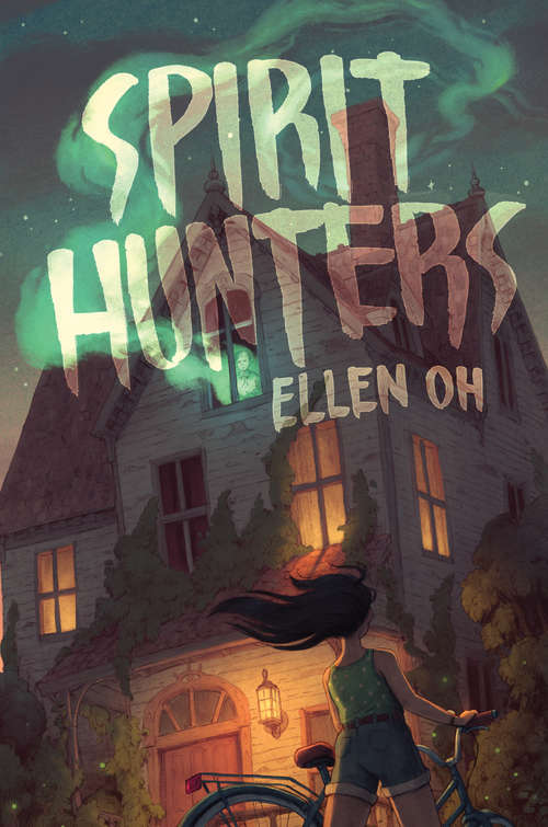 Spirit Hunters: The Island Of Monsters (Spirit Hunters #1)