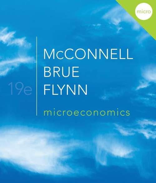Microeconomics (Nineteenth Edition)