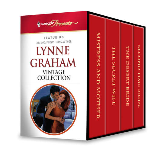 Lynne Graham Vintage Boxset