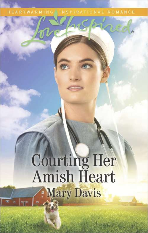Courting Her Amish Heart (Prodigal Daughters #1)
