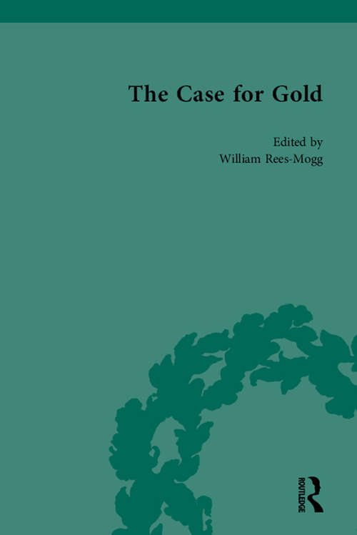The Case for Gold Vol 1