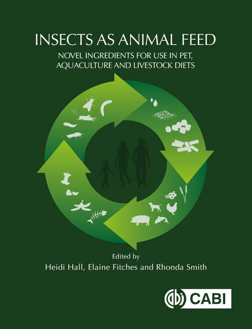 Insects as Animal Feed: Novel Ingredients for Use in Pet, Aquaculture and Livestock Diets