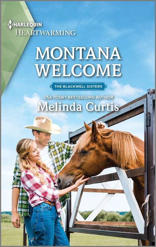 Montana Welcome: A Clean Romance (The Blackwell Sisters #1)