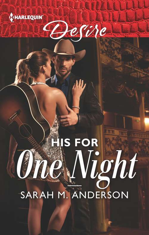 His for One Night (First Family of Rodeo #3)