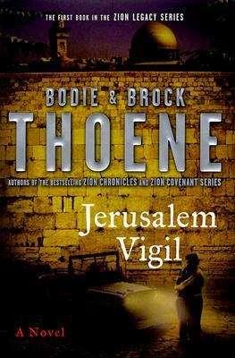 Jerusalem Vigil (The Zion Legacy Book #1)