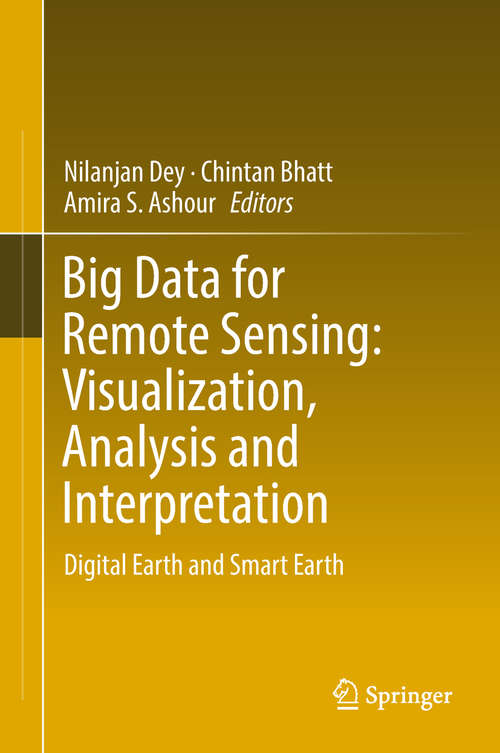Big Data for Remote Sensing: Digital Earth And Smart Earth