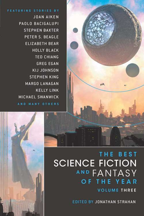 The Best Science Fiction and Fantasy of the Year #3