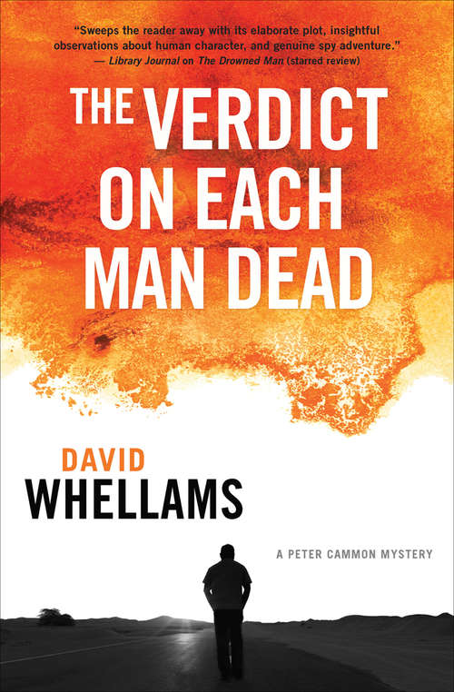 The Verdict on Each Man Dead: A Peter Cammon Mystery (The Peter Cammon Mysteries #3)