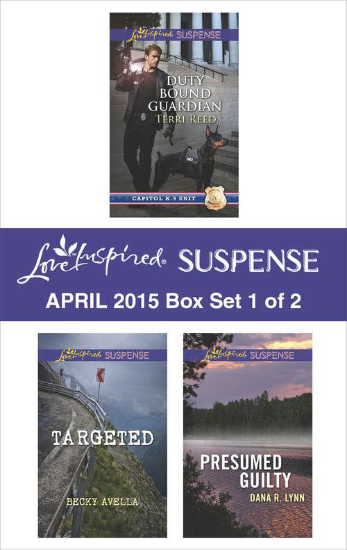 Love Inspired Suspense April 2015 - Box Set 1 of 2