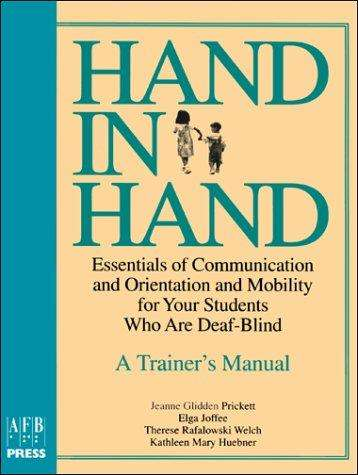 Hand in Hand: A Trainer's Manual