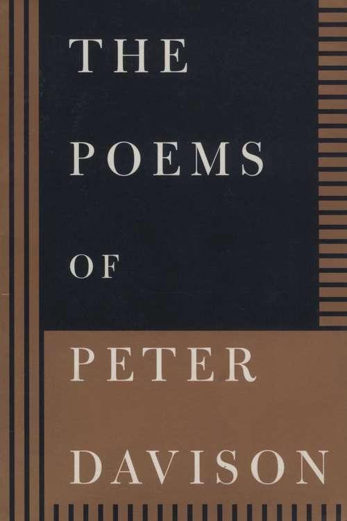 The Poems of Peter Davison: l957-l995
