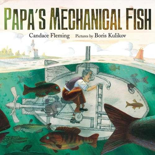 Papa's Mechanical Fish