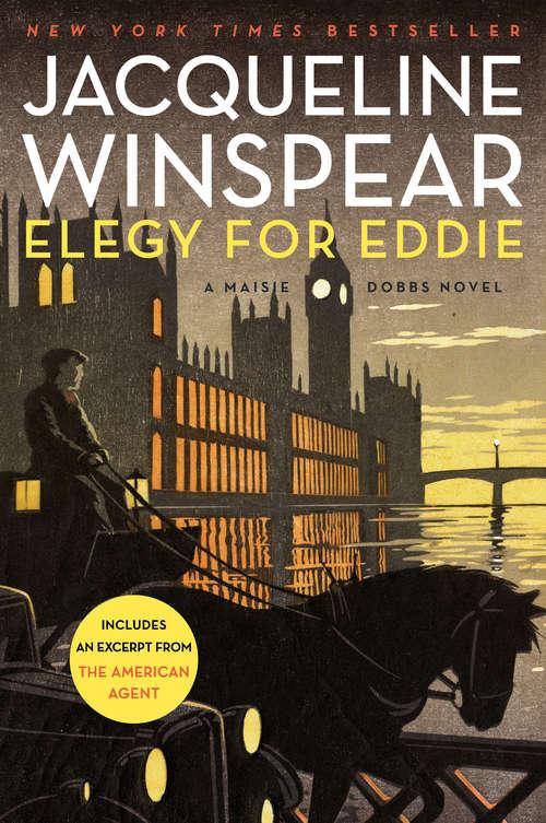 Elegy for Eddie: A Maisie Dobbs Novel (Maisie Dobbs #9)