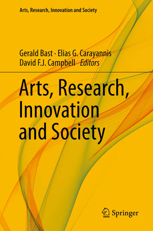 Arts, Research, Innovation and Society (Arts, Research, Innovation and Society)