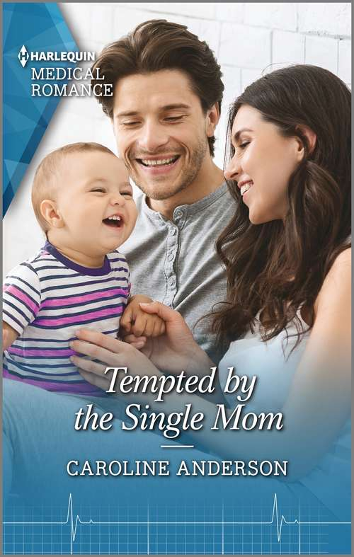Tempted by the Single Mom (Harlequin Lp Medical Ser.)