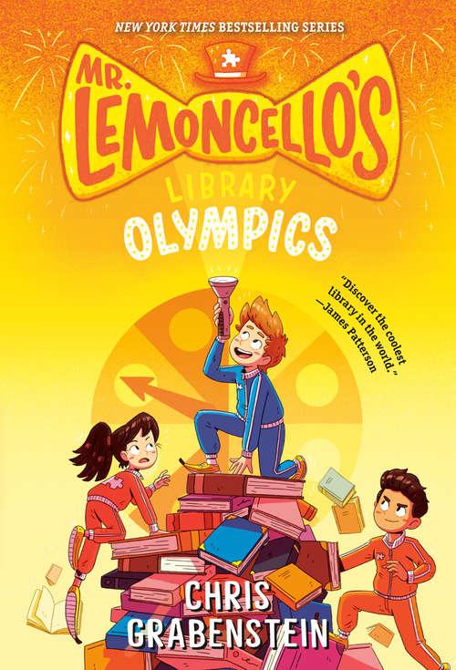 Mr. Lemoncello's Library Olympics (Mr. Lemoncello's Library #2)