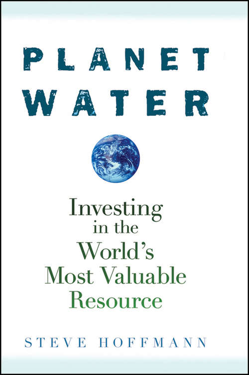 water most valuable resource