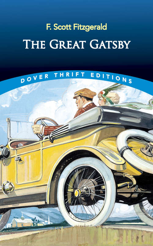 The Great Gatsby: The Graphic Novel (Dover Thrift Editions)