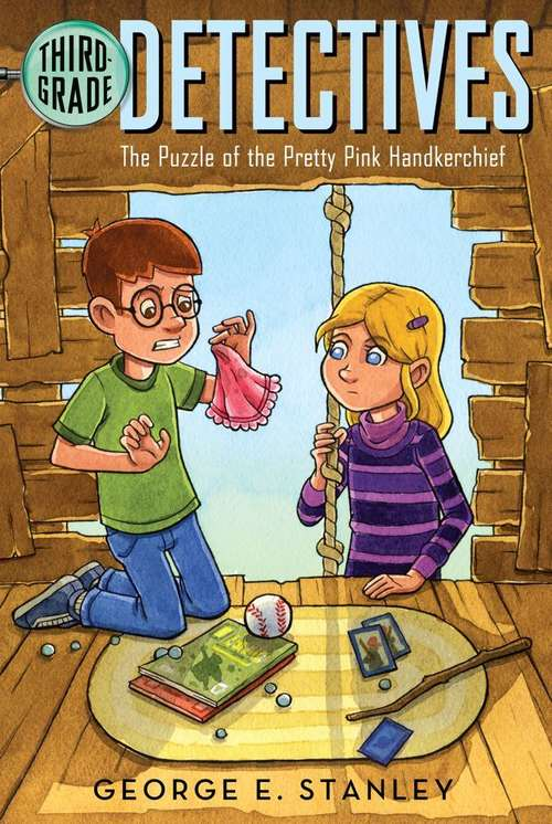 The Puzzle of the Pretty Pink Handkerchief