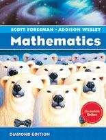 Scott Foresman Addison Wesley Mathematics, Diamond Edition (Grade 6)