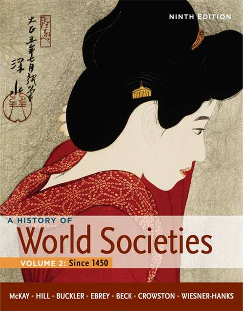 Amazon. Com: sources of world societies, volume 2 (9781319070403.