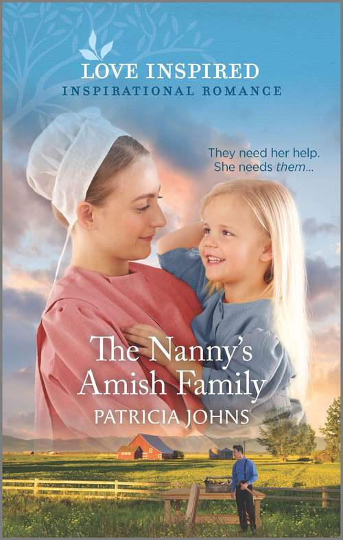 The Nanny's Amish Family (Redemption's Amish Legacies #1)