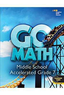Go Math, Middle School, Accelerated Grade 7 | Bookshare