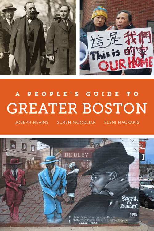 A People's Guide to Greater Boston (A People's Guide Series #2)