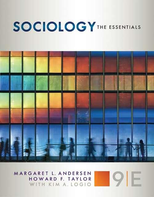 Sociology: The Essentials, Ninth Edition