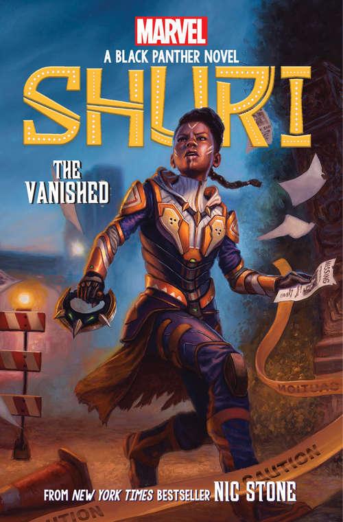 The Vanished (Marvel Black Panther Ser. #2)
