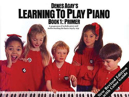 Denes Agay's Learning To Play Piano - Book 1 (PDF)   UK