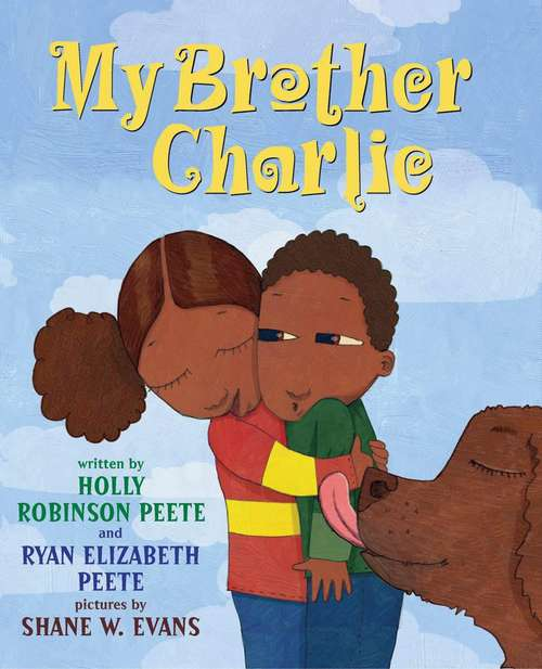 Collection sample book cover My Brother Charlie: A Sister's Story of Autism