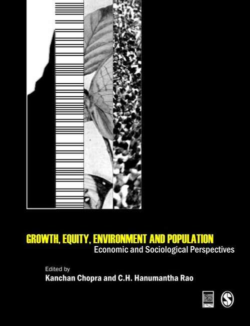 Growth, Equity, Environment and Population: Economic and Sociological Perspectives